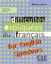 Difficultes-Expliquees-Du-Francais-for-English-Speakers-Textbook-Intermediate-Advanced-A2-B2-