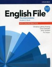 English-File-4th-Edition-Pre-Intermediate-Student-s-Book-Online-Practice