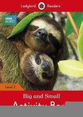 Ladybird-Readers-Level-2-BBC-Earth-Big-and-Small-Activity-Book