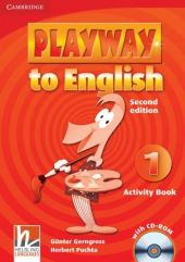 Playway-to-English-2ed-1-AB-CDROM