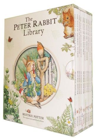 Peter-Rabbit-10-book-Library