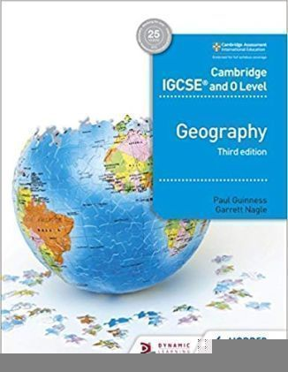Cambridge-IGCSE-and-O-Level-Geography-3rd-edition