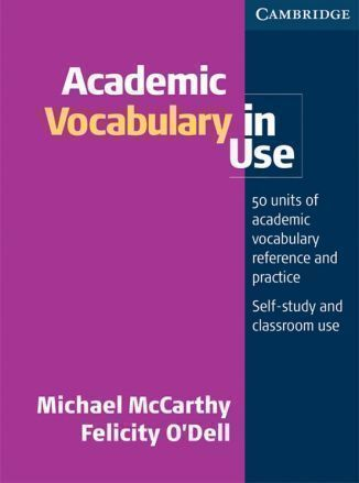 Academic Vocabulary in Use with Answers OOP