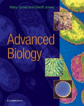 Advanced Biology. Jones, M. Jones, G. PB