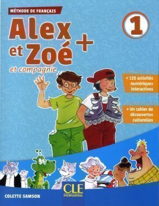 Alex-et-Zoe-Plus-1-podrecznik-CD-MP3