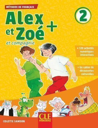 Alex-et-Zoe-Plus-2-podrecznik-CD-MP3