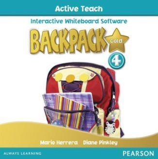 Backpack Gold 4 Active Teach