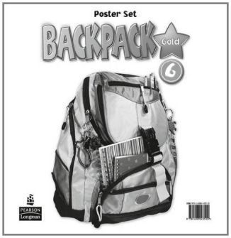 Backpack Gold 6 Posters