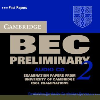 Camb-BEC-Preliminary-2-Audio-CD