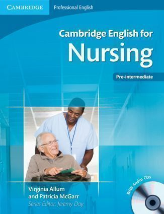 Camb English for Nursing PL Pre-Int SB w/CDs (2) and Glossary