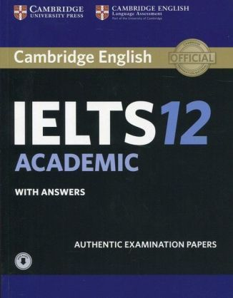 Camb IELTS 12 Academic SB with Answers