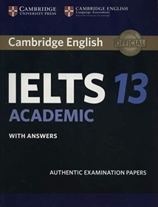 Camb IELTS 13 Academic SB with Answers
