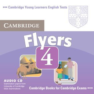 Camb YLET Flyers 4 CD 2ed