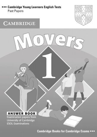 Camb YLET Movers 1 2ed Answer booklet