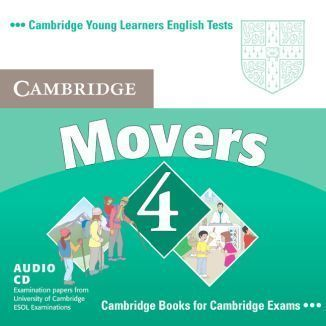 Camb YLET Movers 4 CD 2ed