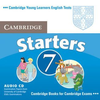 Camb-YLET-Starters-7-Audio-CD