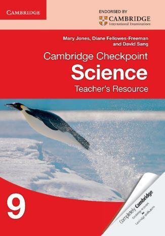 Cambridge Checkpoint Science 9. Teacher's Resource CD-ROM