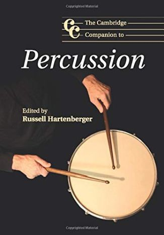 Cambridge Companion to Percussion