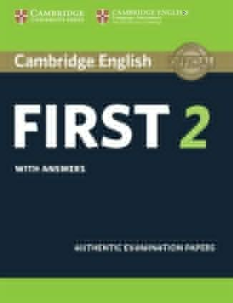 Cambridge English First 2 SB with answers