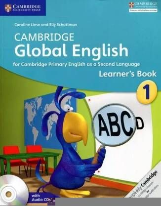 Cambridge Global English 1 Learner's Book with Audio CD