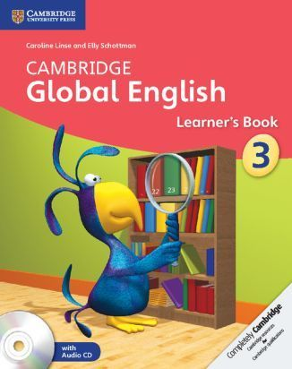 Cambridge Global English 3 Learner's Book with Audio CD