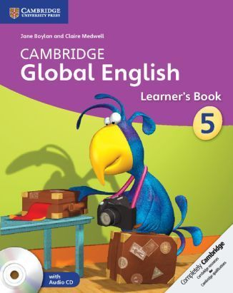 Cambridge Global English Stage 5 Learner's Book with Audio CD. PB