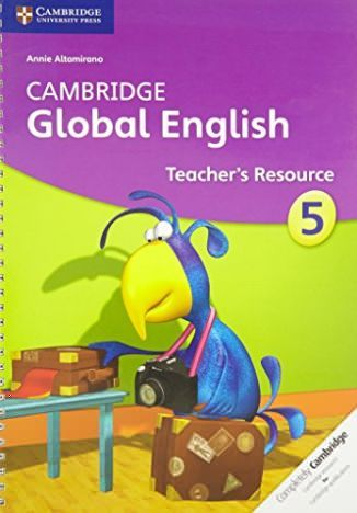 Cambridge Global English Stage 5 Teacher's Resource Book with Digital Classroom