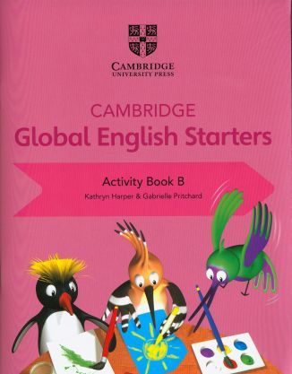Cambridge-Global-English-Starters-Activity-Book-B