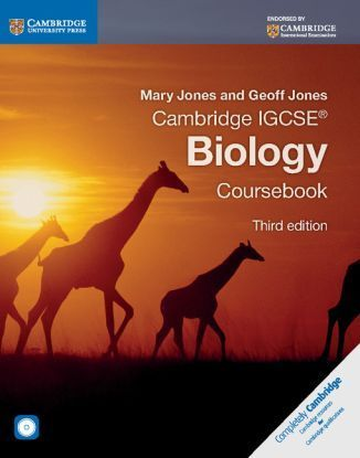 Cambridge IGCSE? Biology Coursebook with CD-ROM (3rd edition)