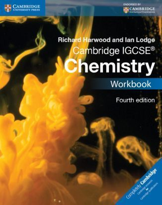 Cambridge IGCSE Chemistry Workbook 4th ed