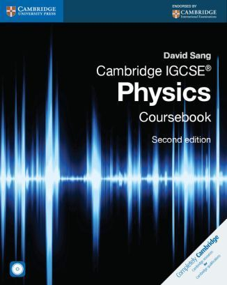 Cambridge IGCSE? Physics Coursebook with CD-ROM