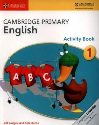 Cambridge Primary English 1. Activity Book