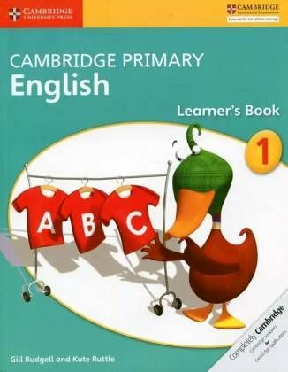 Cambridge Primary English 1. Learner's Book
