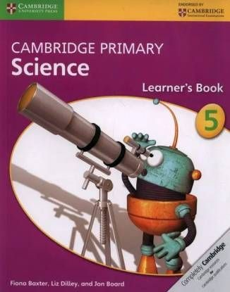 Cambridge Primary Science 5 Learner's Book