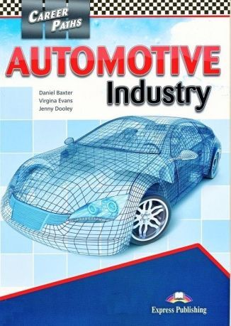 Career Paths. Automotive Industry. Student's Book + kod DigiBook