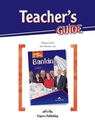 Career Paths. Banking. Teacher's Guide