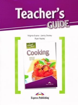 Career Paths. Cooking. Teacher's Guide