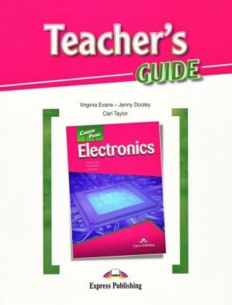 Career Paths. Electronics. Teacher's Guide