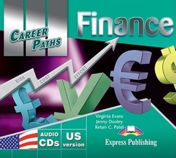 Career Paths. Finance. Class Audio CD