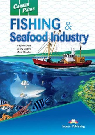 Career Paths. Fishing & Seafood Industry. Student's Book + kod DigiBook