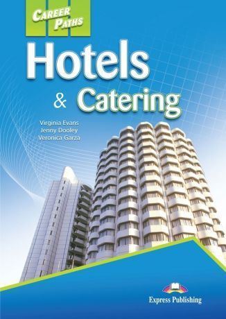 Career Paths. Hotels & Catering. Student's Book + kod DigiBook