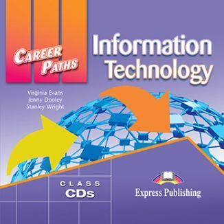 Career Paths. Information Technology. Class Audio CD (2)