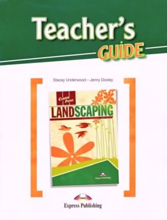 Career Paths. Landscaping. Teacher's Guide