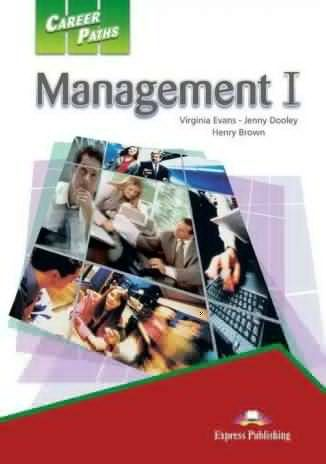 Career Paths. Management I. Student's Book + kod DigiBook