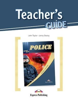 Career Paths. Police. Teacher's Guide
