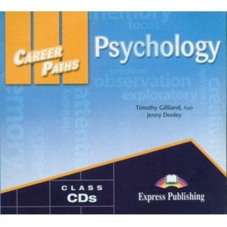 Career Paths. Psychology. Class Audio CD