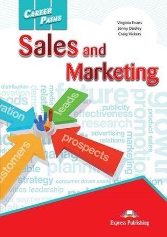 Career Paths. Sales and Marketing. Student's Book + kod Digibook