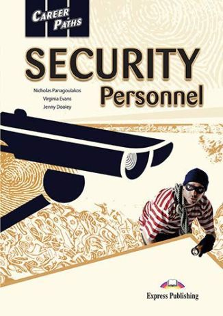 Career Paths. Security Personnel. Student's Book + kod DigiBook