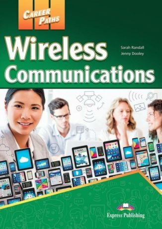 Career Paths. Wireless Communications. Student's Book + kod DigiBook