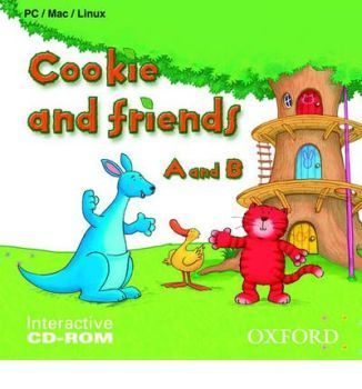 Cookie and Friends CDROM